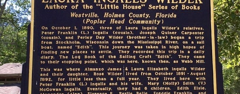 "Almanzo & Laura Ingalls Wilder #2""A Little House Sampler – Innocence"""