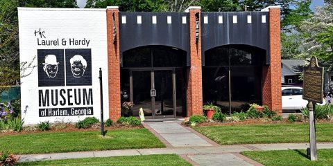 Ollie's HometownLaurel & Hardy Museum