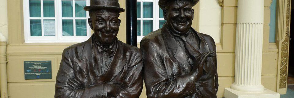 Stan's HometownLaurel & Hardy Museum