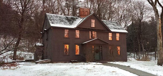 Louisa May Alcott'sOrchard House
