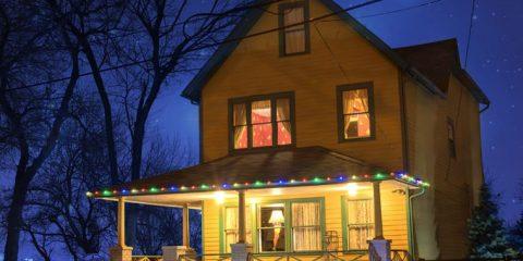 """""""A Christmas Story"""" House"""