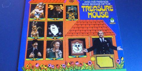 Captain Kangaroo'sTreasure House