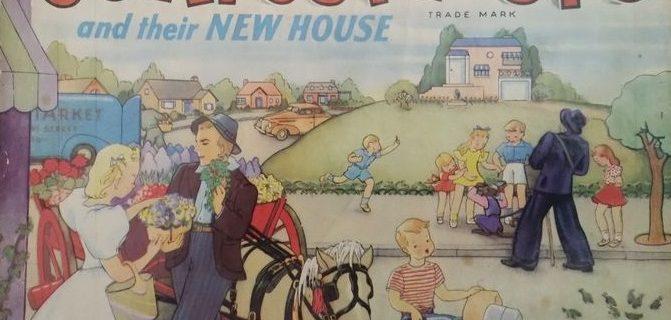 The Jolly Jump-Ups'New House