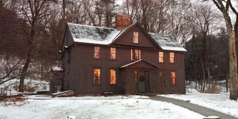 Louisa May Alcott'sOrchard House